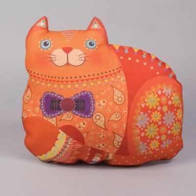 Набор для вышивания Матрёнин Посад 9169 Кошка - подушка