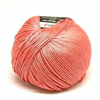 Пряжа Seam Пряжа Seam Premium Silk Цвет.12 розовые румяна