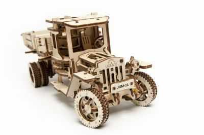 70018 3D-пазл механический - Грузовик