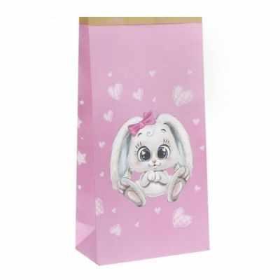 Подарочный конверт Арт Узор 1999206 Пакет крафтовый Любимая малышка