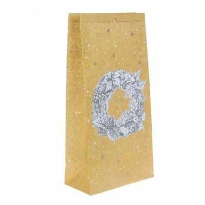 Подарочный конверт Арт Узор 2391201 Пакет крафтовый Уютный дом
