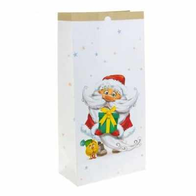 Подарочный конверт Арт Узор 2391205 Пакет крафтовый