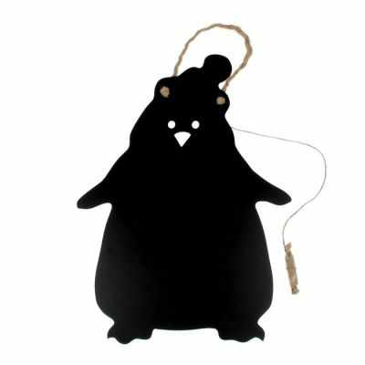 1850540 Грифельная доска Пингвин