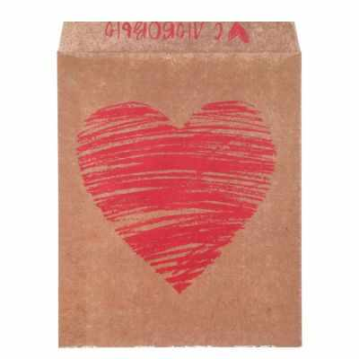 2729813 Конверт для сладостей С Любовью
