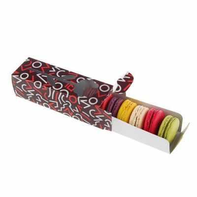 Упаковка для выпечки - 1689933 Коробка для сладостей