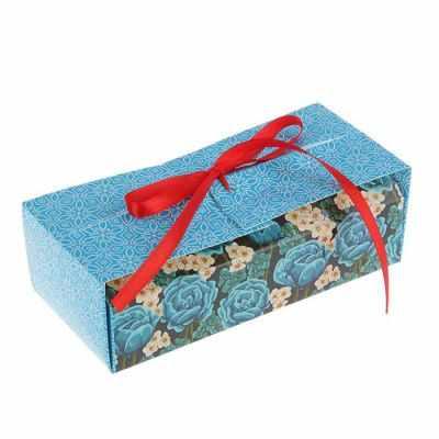 2121482 Коробка для сладостей Цветочная фантазия