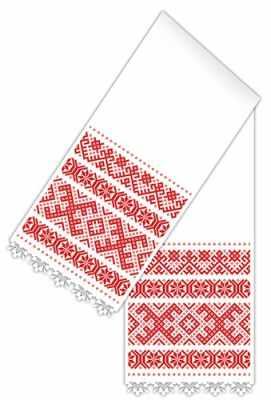 КРКН 2025  набор рушник (Каролинка) - Наборы для вышивания «Каролинка»