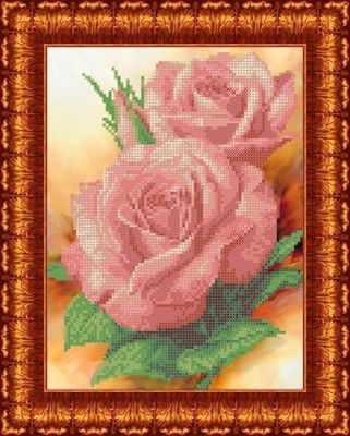 КТКН 112 (р) Поэзия набор (Каролинка) - Наборы для вышивания «Каролинка»