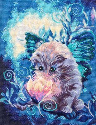 Набор для вышивания Матрёнин Посад 0035/БН Маленькое чудо - набор для вышивания канва с нанесенным рисунком матренин посад малинка для вышивания крестом 16 х 20 см