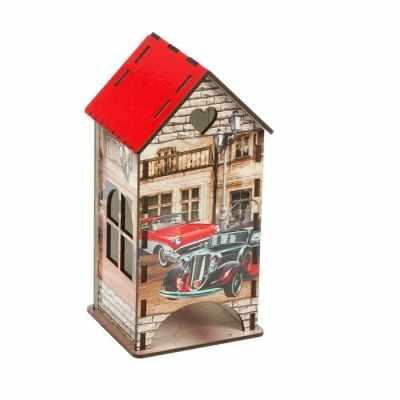 2453719 Чайный домик «Ретро машины» - Декор для кухни