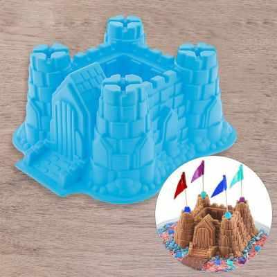 """762774 Форма для выпечки """"Замок из песка"""", цвета микс"""