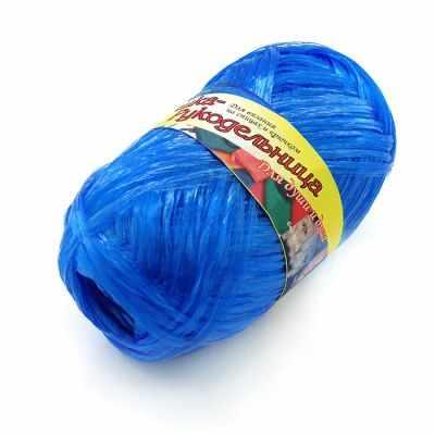 Пряжа Хозяюшка-рукодельница Пряжа Хозяюшка-рукодельница Для души и душа Цвет. Синева