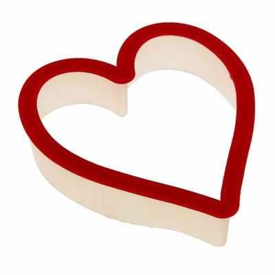 101916  Форма для выпечки Сердце