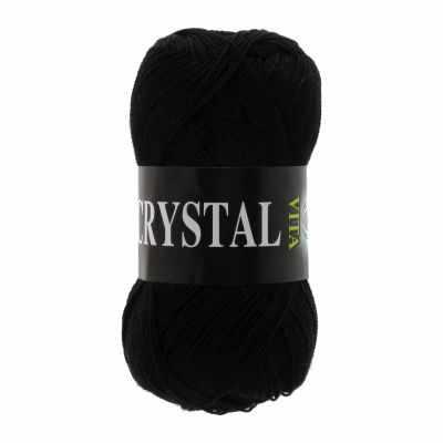Пряжа VITA Пряжа VITA Crystal Цвет.5652 Черный