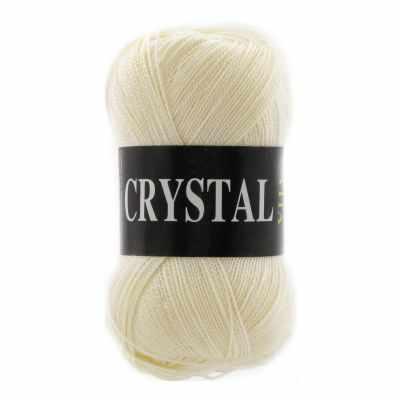 Пряжа VITA Пряжа VITA Crystal Цвет.5653 Экрю
