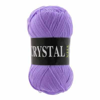 Пряжа VITA Пряжа VITA Crystal Цвет.5659 Сиреневый