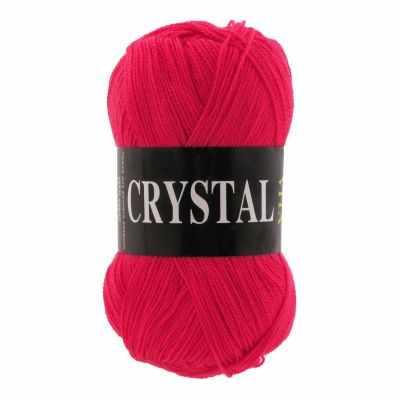 Пряжа VITA Пряжа VITA Crystal Цвет.5661 Красный
