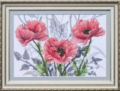 ННД 1097 Розовая сюита - Наборы для вышивания «Nova Sloboda»