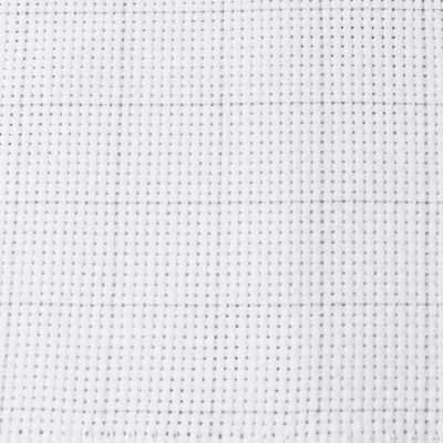 Канва Gamma Канва Gamma К03R Аида белый в клетку 50*75 см 11ct 45/10 кл.