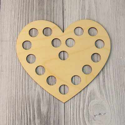 Органайзер для ниток Сердце