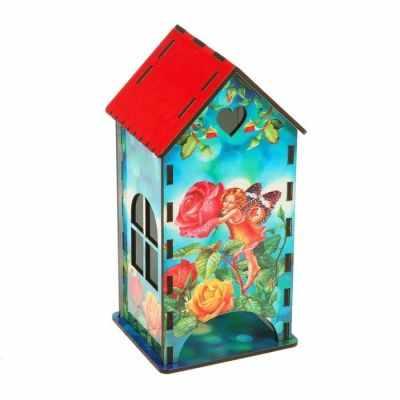 2453716 Чайный домик «Фея: Розы»