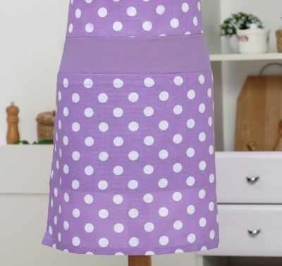 Текстиль для кухни Этель 2112518 Фартук Спелая смородина укороченный