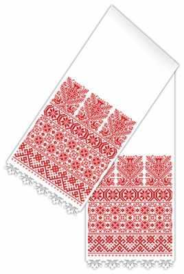 Набор для вышивания Каролинка КРК 2026 рушник