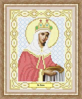 Основа для вышивания с нанесенным рисунком Матрёшкина КАЮ1049 Св. Елена - схема для вышивания (Матрёшкина)