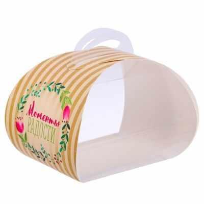 Упаковка для выпечки - 2861611 Коробочка под десерт