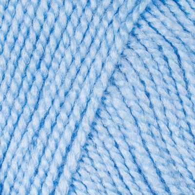 Пряжа Пехорка Бисерная Цвет.05-Голубой