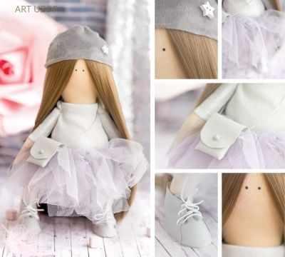 2564783 Набор для шитья Мягкая кукла Патти