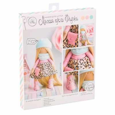 2564785 Набор для шитья Мягкая кукла Фиджи