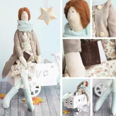 2564786 Набор для шитья  Мягкая кукла Юсти  - Наборы для шитья