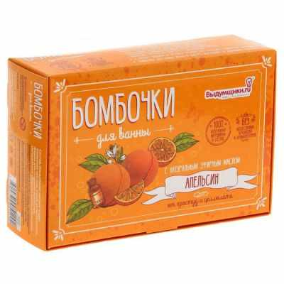 """1780976 Набор для изготовления бомбочек для ванны """"Апельсин"""""""