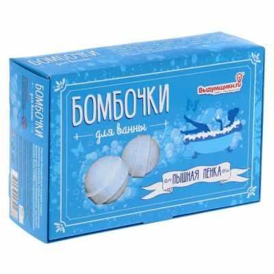 1780977 Набор для изготовления бомбочек для ванны  С пеной  - Товары для мыловарения