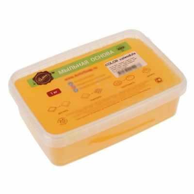 2390698 Твердая мыльная основа с экстрактом календулы, 1 кг - Товары для мыловарения