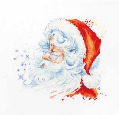 Набор для вышивания Luca-S B1137 Santa Claus