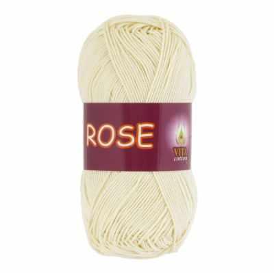 Пряжа VITA Пряжа VITA Rose Цвет.3950 Экрю