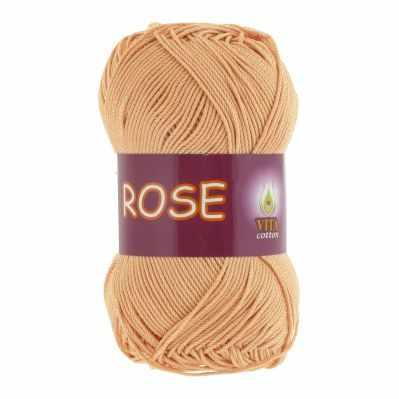Пряжа VITA Пряжа VITA Rose Цвет.4253 Крем-брюле