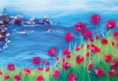 1246734 Набор для создания картины Крымский берег