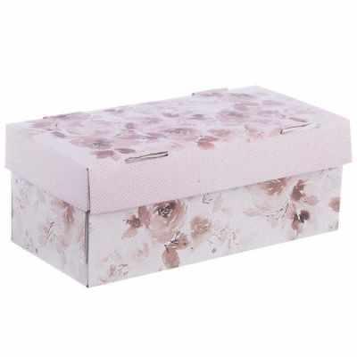 Подарочная коробка Арт Узор 2870901 Складная для хранения Акварельные мечты