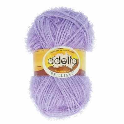 Пряжа Adelia Пряжа Adelia Brilliant 14 св.фиолетовый