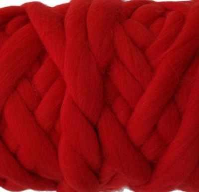 Пряжа Камтекс Пряжа Камтекс Super толстая Цвет.46 Красный