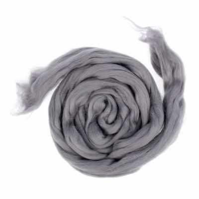 Пряжа Камтекс Пряжа Камтекс Лента для валяния Цвет.169 Серый