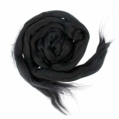 Пряжа Камтекс Пряжа Камтекс Лента для валяния Цвет.3 Черный
