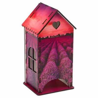 3314407 Чайный домик «Поле лаванды» - Декор для кухни