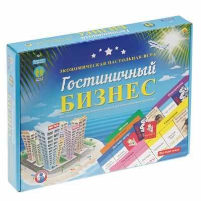 2813959 Настольная игра Гостиничный бизнес