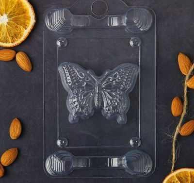 2334307 Пластиковая форма для мыла Бабочка