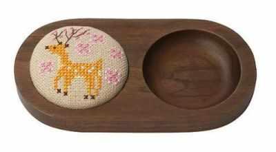 1040313 Игольница  Олень   набор (Xiu Crafts) - Наборы для вышивания «Xiu Crafts»