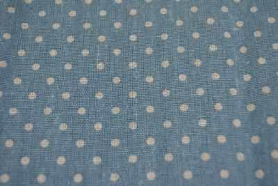 Заготовки и материалы для изготовления игрушки - 25093 Ткань ДЕКОР-4/01 с принтом размер 50*50см (50%лен,50%хлопок), цв. голубой заготовки и материалы для изготовления игрушки 24168 ткань кулирная гладь пл 140г м2 50 см 50 см цв синий